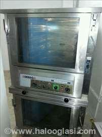 Duvaljka peć i komora za fermentaciju