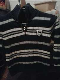 Džemper za dečaka od 7, 8 god.