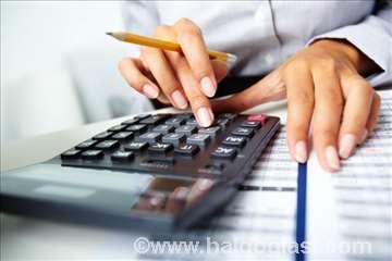 Časovi finansijskog računovodstva za studente