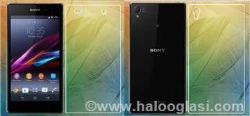 Prednja+zadnja folija za Sony Xperia Z1