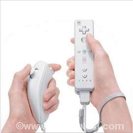 Nintendo Wii Remote  + Nunchuck novo