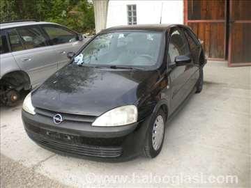 Opel korsa c