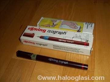 Rotring Rapidograf Isograph - 0.30 - novo