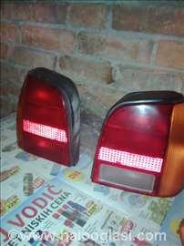 Stop lampe i migavci za POLO