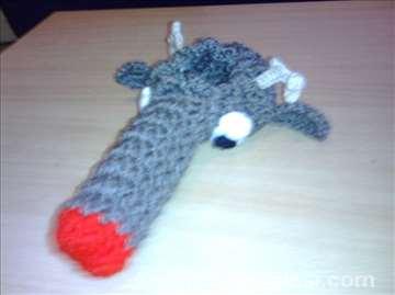 Nakurnjak - Rudolf irvas crvenog nosića