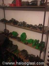Rezerni delovi i oprema za motokultivator
