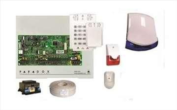 Alarmni sistem Paradox sa 1 senzorom pokreta