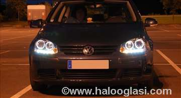 Angel eyes prstenovi Golf 5
