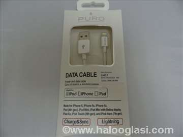 Data kabl Puro za iPhone, iPod, iPad