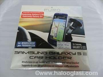 Držač Puro za automobil za Samsung S3