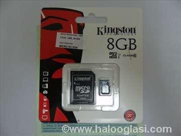 Kingston memorijska kartica 8GB