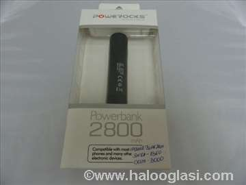 Power bank Powerocks 2800mAh