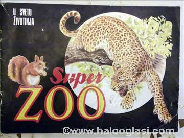 Super ZOO(u svetu životinja)77god