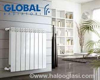 Aluminijumski radijatori Global VOX H600