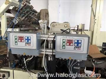 Mašine za proizvodnju dječijih pelena