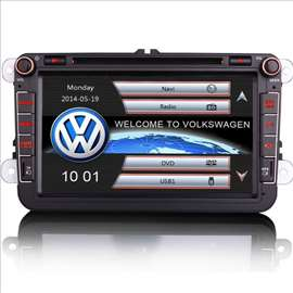 DVD navigacija 8` VW golf 5, 6, Passat B6,B7,..