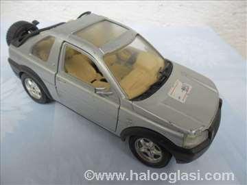 Burago Land Rover, 1: 24, srebrni I