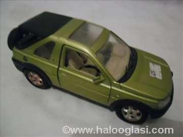 Burago Land Rover, 1/ 24, staro zlato