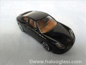 Burago Porsche 911, 1/:43, crni