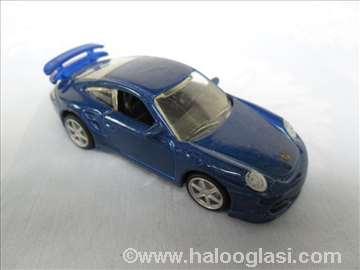 Burago Porsche 911, 1/ 56, nov bez kutije.