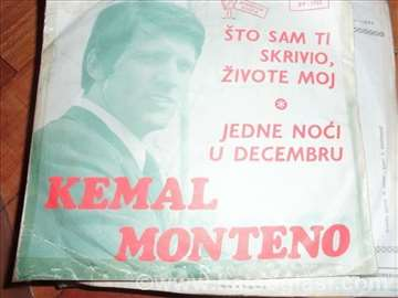 Kemal Monteno - Što sam ti skrivio živote moj
