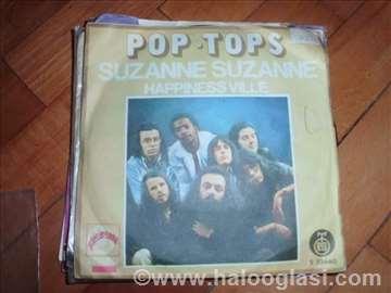 Pop Tops - Suzanne, Suzanne