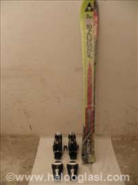 Skije Fischer RC 4, 100cm, sa originalnim vezovima