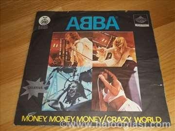 Abba - Money Money Money / Crazy World