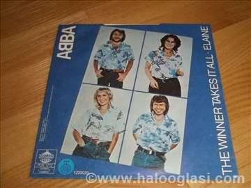 ABBA - The Winner Takes It All / Elaine