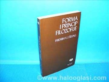 Forma i princip filozofije, Fridrih V.J.Šeling