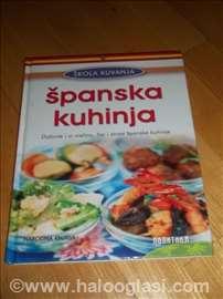 Španska Kuhinja - Kuvar - neotvarana - nova