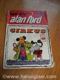 Alan Ford - broj 120 - Cirkus