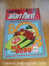 Alan Ford - broj 202 - Bob na Bobu