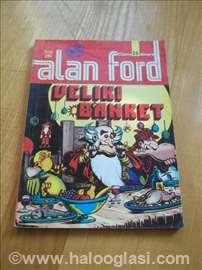 Alan Ford - broj 286 - Veliki Banket