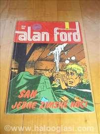Alan Ford - broj 309 - San Jedne Zimske Noći