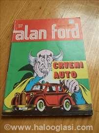 Alan Ford - broj 371 - Crveni Auto