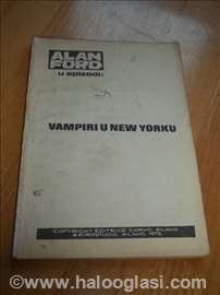 Alan Ford - broj 67 - Vampiri u New Yorku