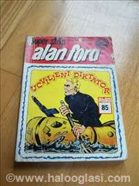Alan Ford - broj 85 - Ucviljeni Diktator