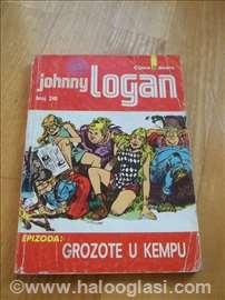 Johnny Logan - broj 240 - Grozote u Kempu