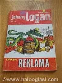 Johnny Logan - broj 271 - Reklama - Crvene Boje