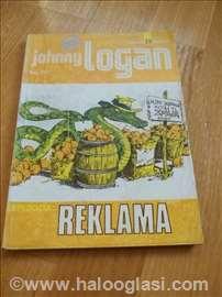 Johnny Logan - broj 271 - Reklama - Žute Boje