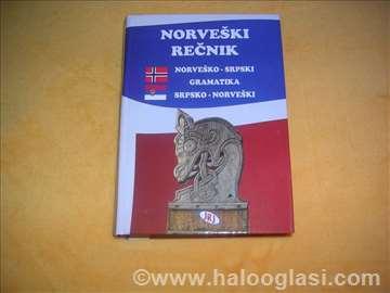 Norveški rečnik sa gramatikom