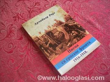 Pisma sa srpskog fronta 1916-1918