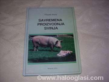 Savremena proizvodnja svinja - Tihomir Perić