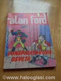 Alan Ford - broj 260 - Konspiratorova Osveta