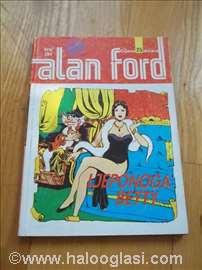 Alan Ford - broj 284 - Ljeponoga Betty