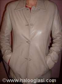 Kožna jakna, veličina M