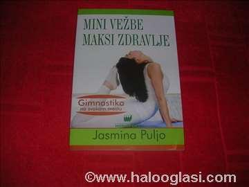 Mini vežbe, maksi zdravlje, Jasmina Puljo