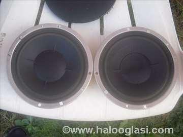 Original fabricki zvucnici za golf 3