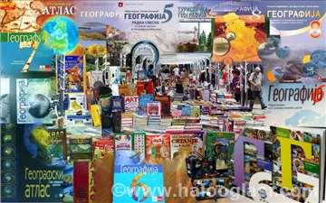 Osnovna škola, udžbenici - knjige srednja